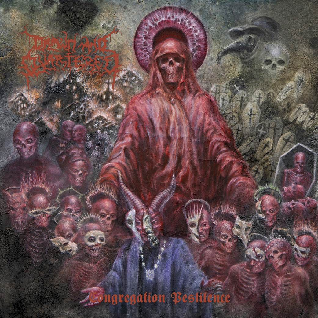 Drawn And Quartered Interview